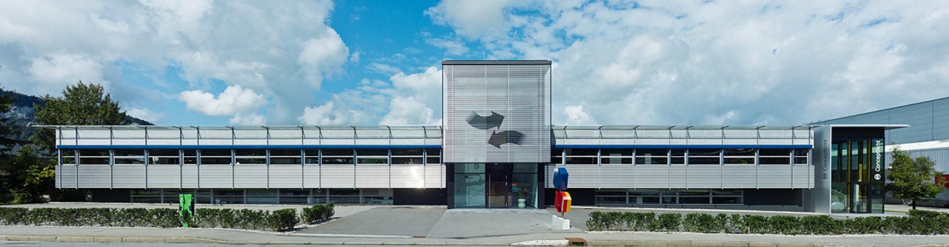 Gebäude Standort Götzis Dorfinstallateur