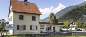 Gebäude Standort Bludenz Dorfinstallateur