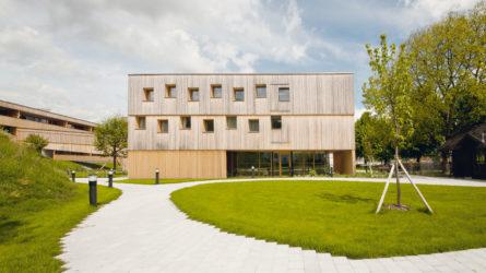 Referenz Dorfinstallateur Sozialzentrum Nenzing