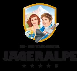 Logo Hotel Jägeralpe Warth, Dorfinstallateur in Vorarlberg, Österreich