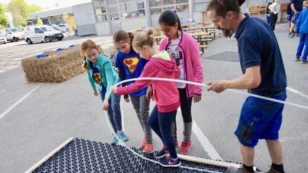 Schaffartag Vorarlberg Dorfinstallateur Kinder Götzis